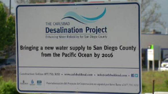An answer to the freshwater crisis? Desalination